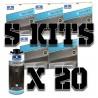 Pack 5 kits de Robliner Noir