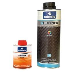 Robliner teintable en lot de 1 bouteille + 1 durcisseur
