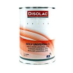 Diluant universel 5 DISOLAC en 5L