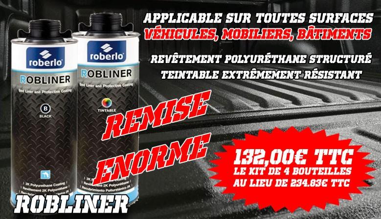Promotion Exceptionnelle Robliner